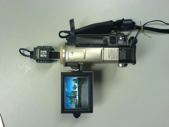 Intersense on camera