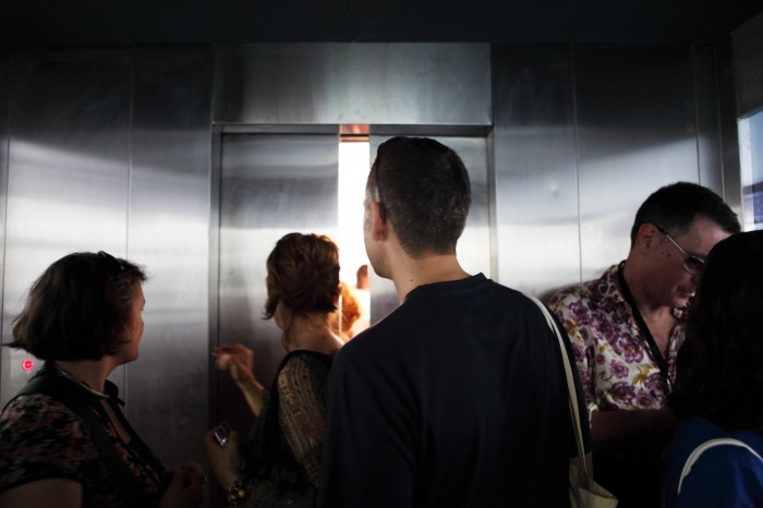 elevator from the subcontinent