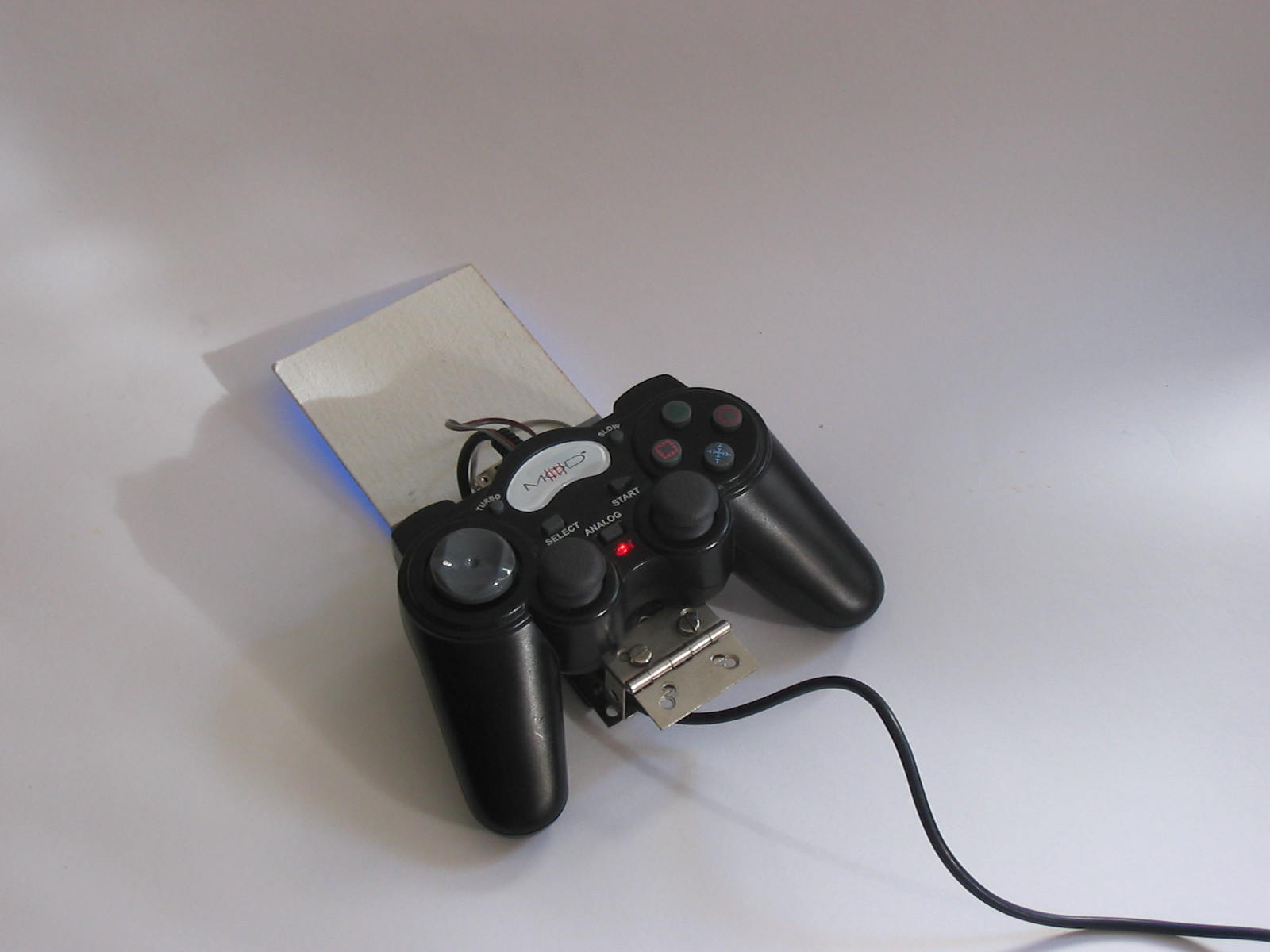 marionette controller top